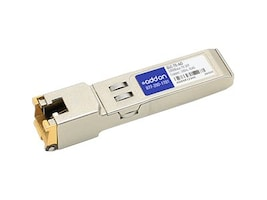 ACP-EP SFP 100M TX RJ-45 GLC-TE TAA XCVR 1-GIG TX RJ-45 Transceiver for Cisco, GLC-TE-AO, 32516263, Network Transceivers