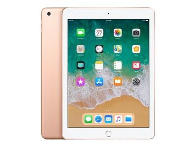 Apple iPad 9.7 32GB, Wi-Fi, Gold, MRJN2LL/A, 35365333, Tablets - iPad