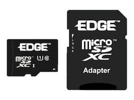 Edge 128GB Micro SDXC Memory Card, Class 10, No Adapter, PE247973, 30966463, Memory - Flash