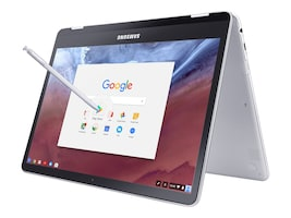 Samsung Chromebook Plus Cortex A72+A53 2.0GHz 4GB 32GB SSD ac BT WC 2C 12.3 WXGA MT Chrome OS, XE513C24-K01US, 33624522, Notebooks