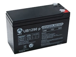 Ereplacements Replacement UPS Battery, UB1290F2-ER, 14810303, Batteries - UPS