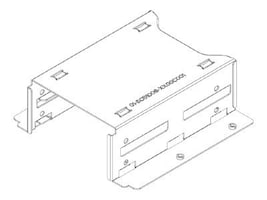 Supermicro HDD RETENTION BRACKET FOR UP TO 2 X 2.5 INCH HDD, MCP-220-00044-0N, 8339308, Drive Mounting Hardware