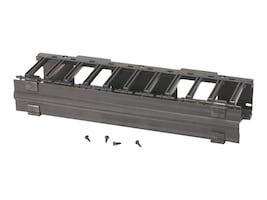 Eaton RCM+ Horizontal Cable Manager, 19 Rackmount, 3U, Flat Black, SB87019S3FB, 16949878, Rack Cable Management