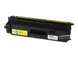 Brother Yellow High Yield Toner Cartridge for HL-L8250CDN, HL-L8350CDW, HL-L8350CDWT, MFC-L8600CDW, TN336Y, 16933497, Toner and Imaging Components