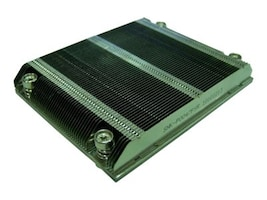 Supermicro LP CPU Heat Sink for 12-Node Micro Cloud Series Servers, SNK-P0047PSR, 21326085, Cooling Systems/Fans