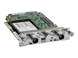 Cisco 4G LTE Enhanced High Speed AWS 700 MHZ EVDO For Verizon, EHWIC-4G-LTE-VZ=, 30836132, Wireless Adapters & NICs