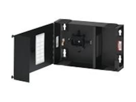 Leviton Opt-X Small Wall Mount Enclosure, 5W120-N, 15407671, Racks & Cabinets