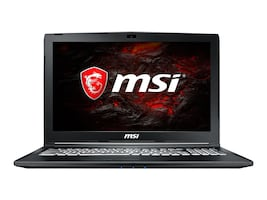 MSI Computer GL62MX1408 Main Image from Front