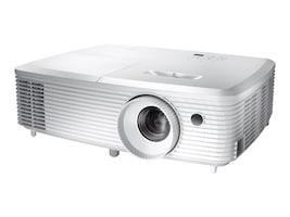 Optoma S365 SVGA DLP Projector, 3600 Lumens, White, S365, 35006189, Projectors