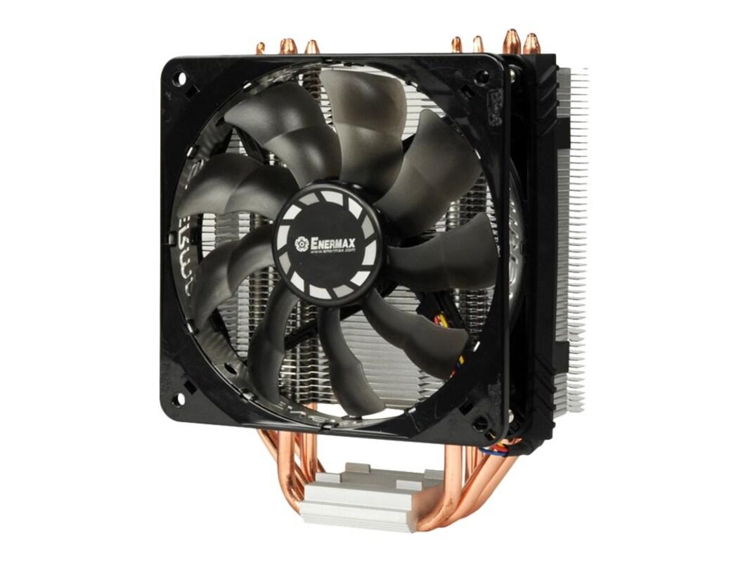 cb4f703ab81 Enermax Side Flow Air CPU Cooler Fan LGA 1151 200W TDP 12cm (ETS ...