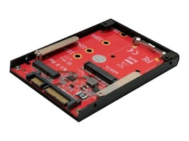 Addonics 2.5 M2 mSATA Flash Drive Mount, AD25M2MSA, 34011066, Drive Mounting Hardware