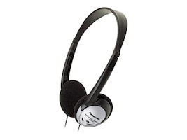 Panasonic Lightweight Headphones with XBS, RP-HT21, 9243412, Headphones