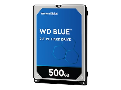 500GB WD Blue SATA