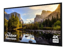 75 Veranda Series 4K Ultra HD Full Shade Outdoor TV, Black, SB-7574UHD-BL, 35101451, Televisions - Consumer