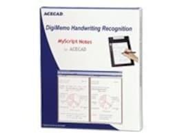 Solidtek AceCAD MyScript Note, DM-OCR, 6766445, Software - OCR & Scanner