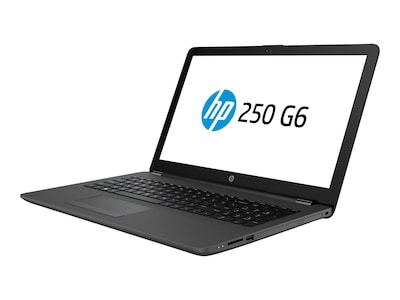 HP 250 G6 Core i5-7200U 2.5GHz 4GB 500GB DVD ac BT WC 4C 15.6 HD W10P64, 1NW56UT#ABA, 36005073, Notebooks