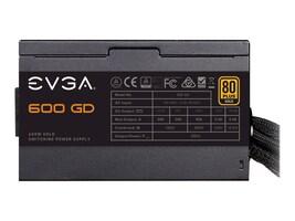 eVGA EVGA 600 GD, 100-GD-0600-V1, 37509329, Power Supply Units (internal)