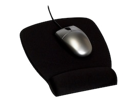 3M Foam Mouse Pad Wrist Rest, Black, MW209MB, 8463413, Ergonomic Products