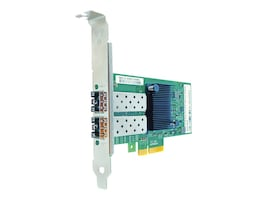 Axiom 2-Port 1Gbs SFP PCIe x4 NIC, PCIE-2SFP-AX, 31091911, Network Adapters & NICs