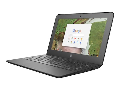 HP Chromebook 11 G6 EE 1.1GHz Celeron 11.6in display, 3NU57UT#ABA, 35077497, Notebooks