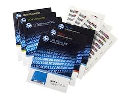 HPE LTO-6 Ultrium RW Bar Code Label Pack (110 Labels), Q2013A, 15115636, Paper, Labels & Other Print Media