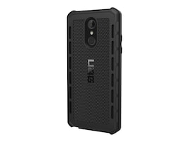 Urban Armor Outback Series Case for LG Q Stylus Stylo 4, Black, 411065114040, 35979028, Carrying Cases - Phones/PDAs