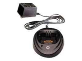 Motorola 2HNK4 Charger, 120V, Single Unit, WPLN4138AR, 16758203, Battery Chargers