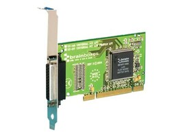 Brainboxes 1-port UPCI Printer Port Controller, UC-146-001, 14491015, Controller Cards & I/O Boards
