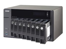 Qnap TVS-871 8-Bay Intel I5 3.0 2C 8GB 4LAN 10GB NAS, TVS-871-I5-8G-US, 18386626, Network Attached Storage