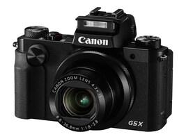 Canon PowerShot G5 X Digital Camera, Black, 0510C001, 35159249, Cameras - Digital