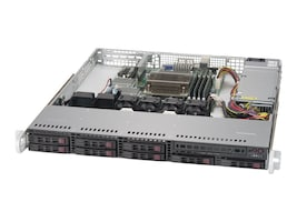 Supermicro SYS-1019S-MC0T Main Image from Right-angle