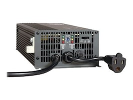 Tripp Lite 700W 12V DC to AC Inverter with Automatic 20-Amp Charger, APS700HF, 7354426, Power Converters