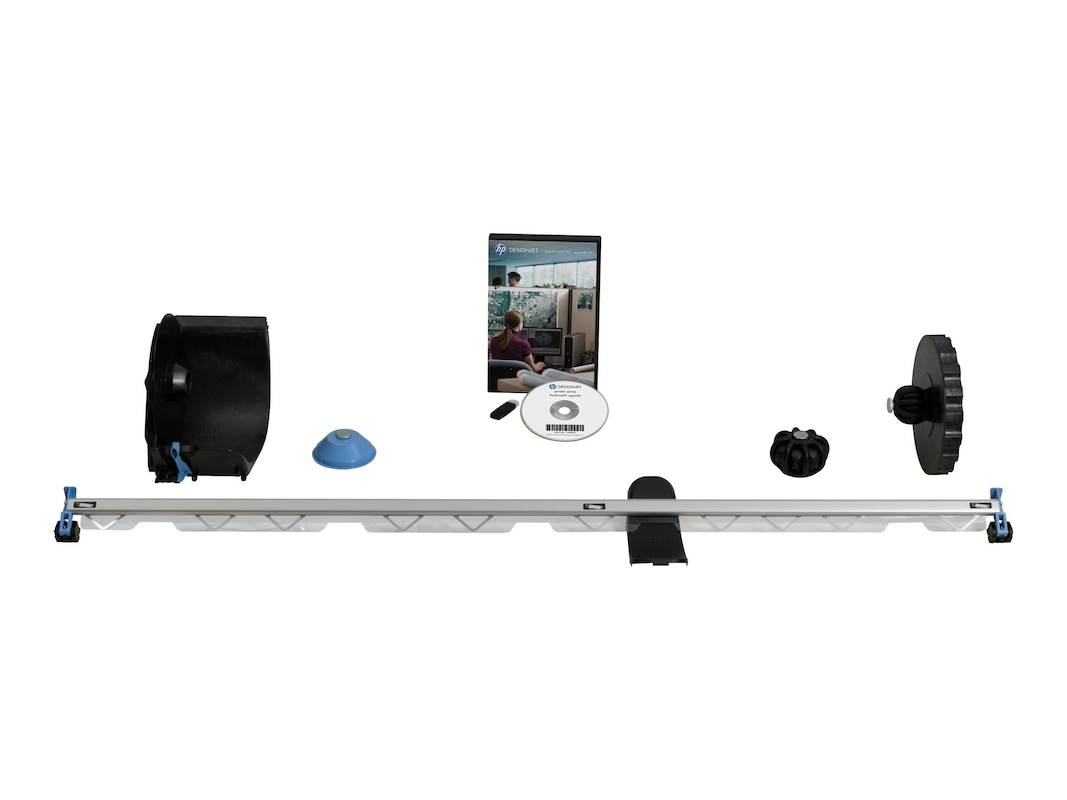 HP Designjet Roll Upgrade Kit For T7100 Large Format Printer