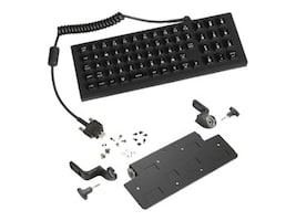 Zebra Symbol 65-Key Qwerty Backlit Keyboard w Mounting Tray, KT-KYBDQW-VC70-04R, 17917763, Keyboards & Keypads