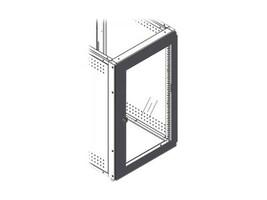 Spectrum Industries IMC 36in H Acrylic Door, 68153D, 33323201, Racks & Cabinets
