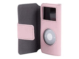 Belkin FOLIO CASE FOR IPOD NANO - PIN, F8Z058-PNK, 41122839, Digital Media Player Accessories - iPod