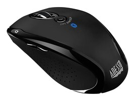 Adesso iMouse S200B Bluetooth Ergo Mini Mouse, IMOUSES200B, 32864621, Mice & Cursor Control Devices