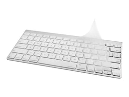 Macally Protective Cover for Macbook Keyboard, Clear, KBGUARDC, 17582166, Protective & Dust Covers
