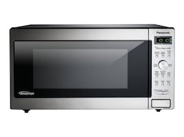 Panasonic 1.6 CUFT MICROWAVE OVEN        APPLINVERTER TECHNOLOGY S S, NN-SD745S, 35688520, Home Appliances