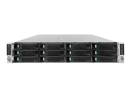 Intel Chassis, Server H2312XXLR2 2U RM 12x3.5 HS Bays 2x1600W, H2312XXLR2, 32437531, Cases - Systems/Servers