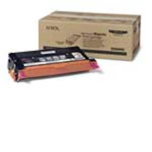 Open Box Xerox Magenta High Capacity Print Cartridge for Phaser 6180, 113R00724, 38058101, Toner and Imaging Components - OEM