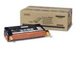 Open Box Xerox Yellow High Capacity Toner Catridge for Phaser 6180, 113R00725, 38058136, Toner and Imaging Components - OEM