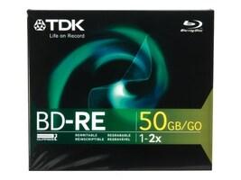 Imation 50GB BD-RE DL Disc, 48700, 18031016, Blu-Ray Media