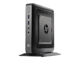 HP t520 Flexible Thin Client AMD DC GX-212JC 1.2GHz 4GB RAM 8GB Flash GbE SmartZero, G9F02AT#ABA, 17666204, Thin Client Hardware