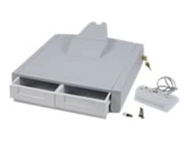 Ergotron SV44 Primary Double Drawer for LCD carts, 97-975, 31608107, Cart & Wall Station Accessories