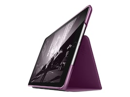 STM Bags Studio Case for iPad Mini 4 5, Purple, Retail Box, STM-222-161GY-02, 36971669, Carrying Cases - Tablets & eReaders