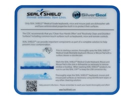 Seal Shield Mouse Pad, 10 Pack, SSMP10, 9010660, Ergonomic Products