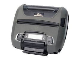 Star Micronics SM-T400I Portable Thermal Rugged 4 BT Printer - Gray w  Tear Bar, 39634210, 36214140, Printers - POS Receipt