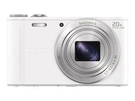 Sony DSC-WX300 Camera - White, DSCWX300/W, 15567106, Cameras - Digital