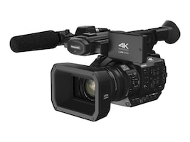 Panasonic AG-UX90 4K HD Professional Camcorder, Black, AG-UX90PJ, 33413080, Camcorders